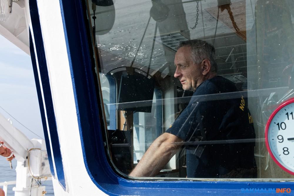 Александр, Маликов, 2-й помощник капитана