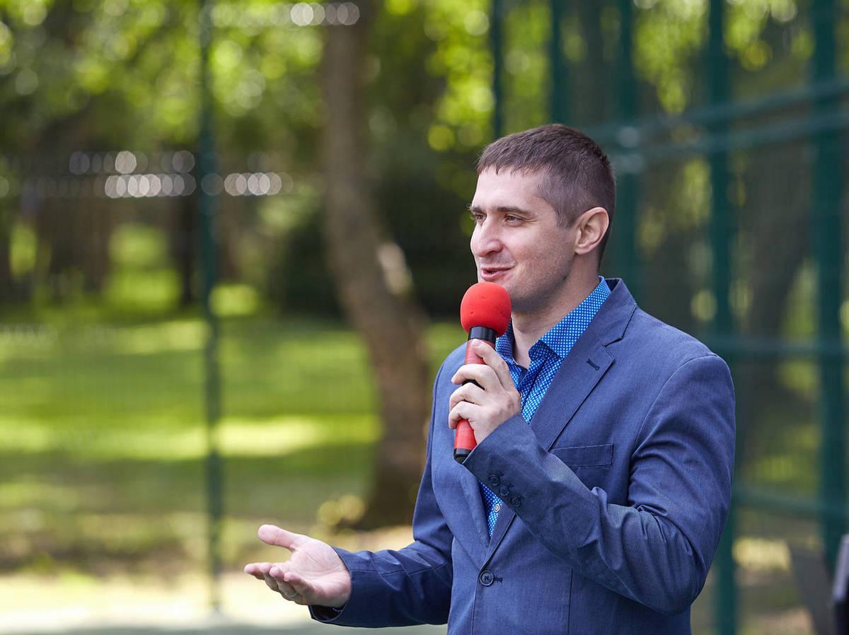Станислав Дьяконов