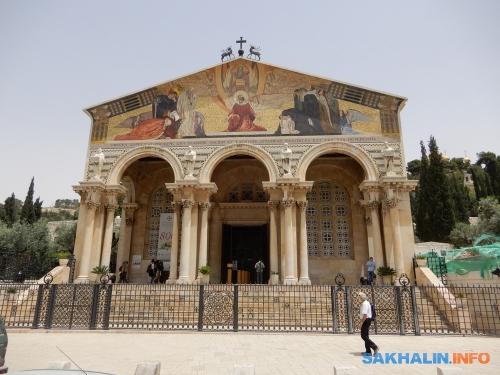 Церковь Гефсиманского сада