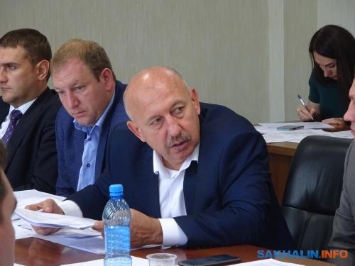 Депутат Александр Болотников говорит прообращение кТрутневу