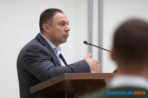 """Игорь Логвинов, коммерческий директор """"ЭкоСити"""""""