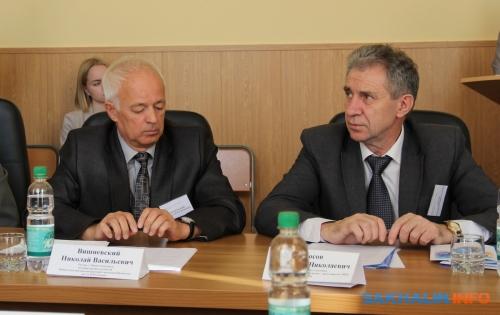 Николай Вишневский иВладимир Носов