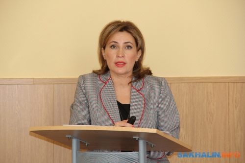 Наталья Потапова