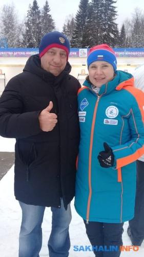 Олег Сизанков сАнной Богалий