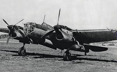 Самолет СБ-001