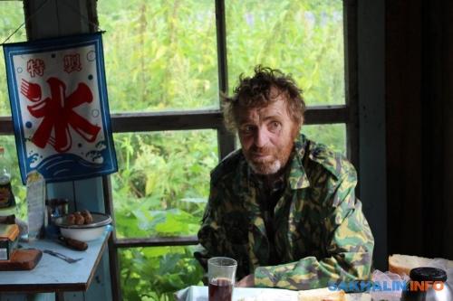 Константин Медков, последний изжителей Владимировки. Фото изok.ru