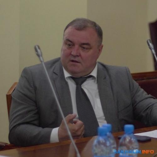 Сергей Байдаков (фото Юлии Фраер, ИАSakh.com)