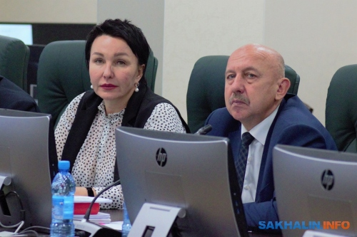 Наталья Ждакаева иАлександр Болотников