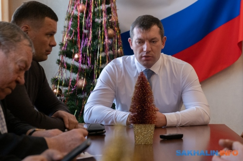 Мэр Егор Белобаба