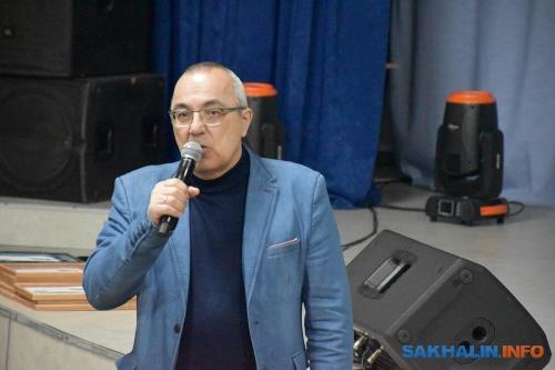 Александр Радомский, фото администрации