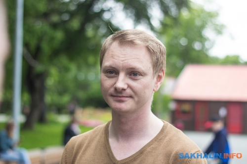 Дмитрий Плотников