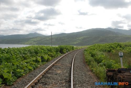 Железная дорога Невельск— Томари— аэропорт Шахтерск