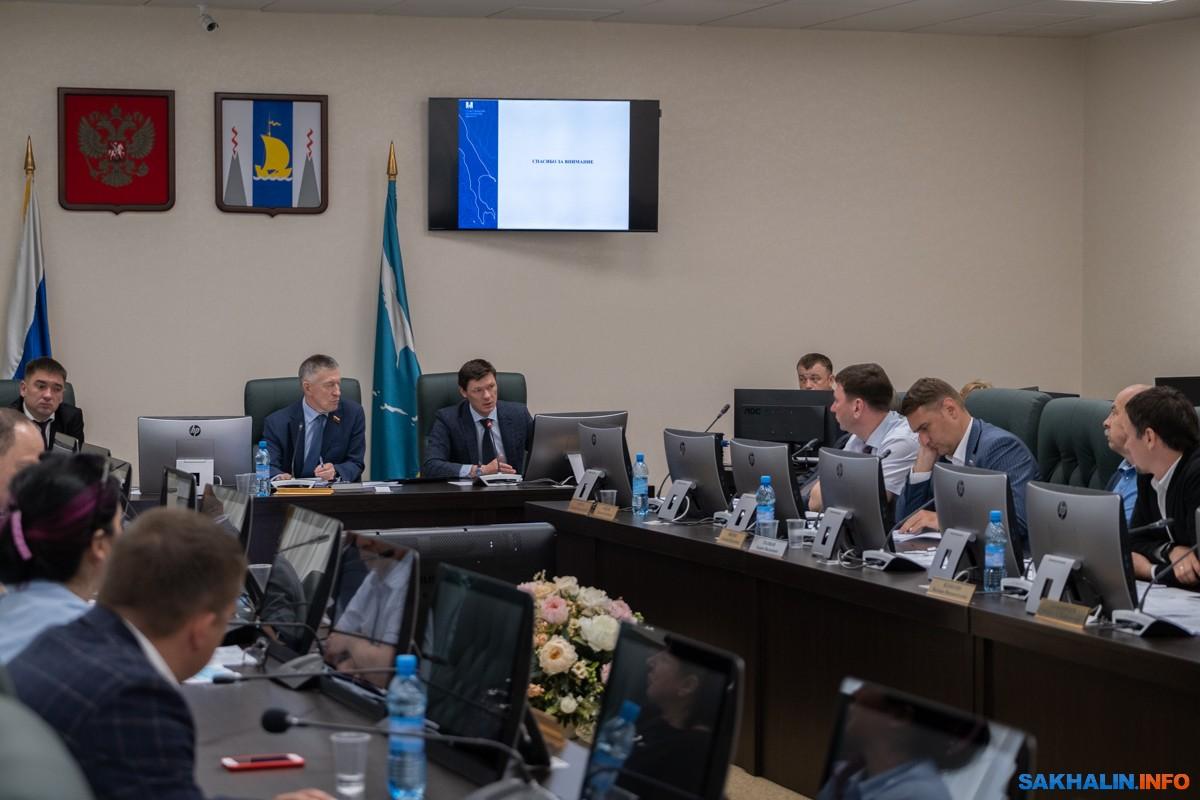 Западное побережье Сахалина планируют газифицировать припомощи СПГ