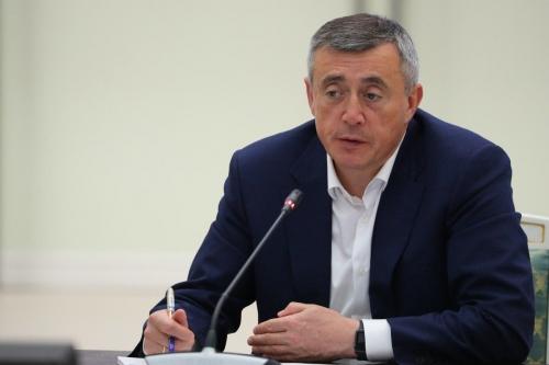 Валерий Лимаренко, фото пресс-службы ПСО