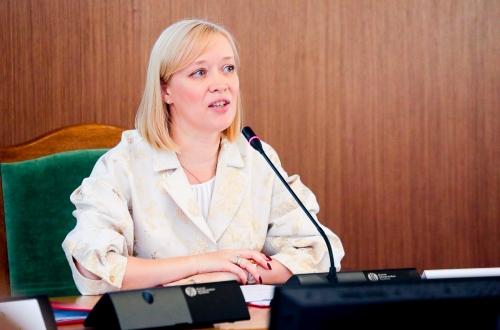 Анастасия Киктева, фото думы