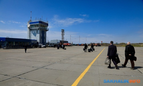 "Аэропорт ""Менделеево"", архивное фото"