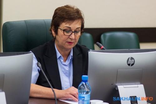 Ольга Гапова