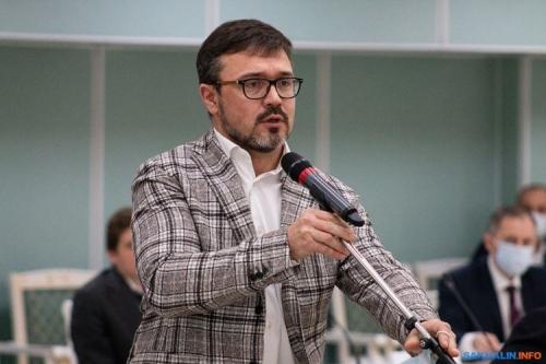 Максим Федотов (архивное фото)
