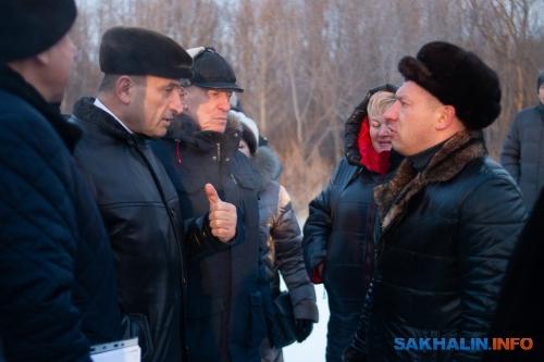 Саркис Акопян иЕгор Белобаба