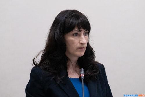 Анастасия Насырова