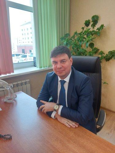 Валерий Шарыкин, фото областного минздрава