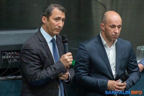 Валерий Спиченко и Александр Тугарев