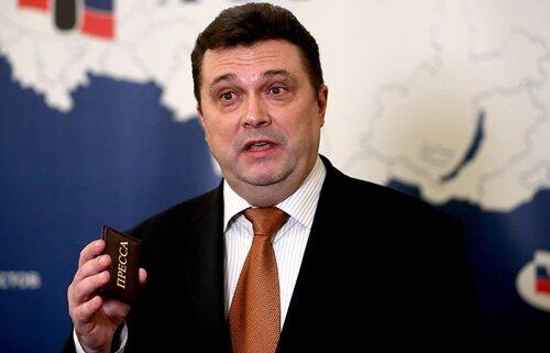 Владимир Соловьев, фото ТАСС