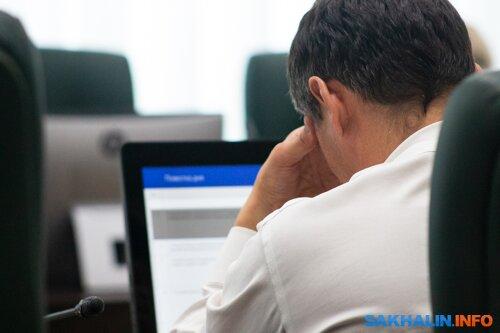 Саитов тяжело переносит долгие выступления коллег