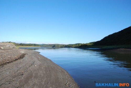 Река Пугачевка