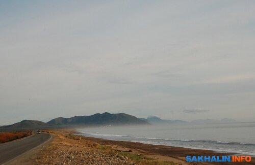 Сахалин. Побережье Охотского моря
