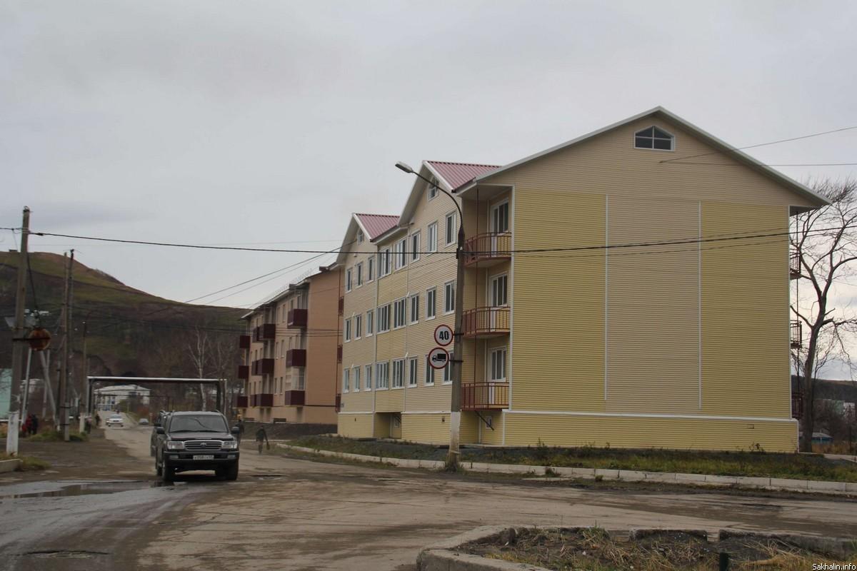 Горнозаводск сахалинской фото