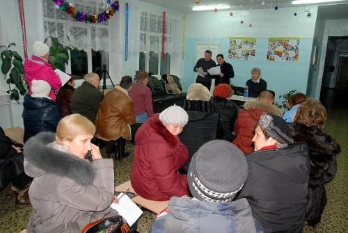 В средней школе 19 состоялась встреча начальника отдела транспорта департамента городского хозяйства Южно-Сахалинска...