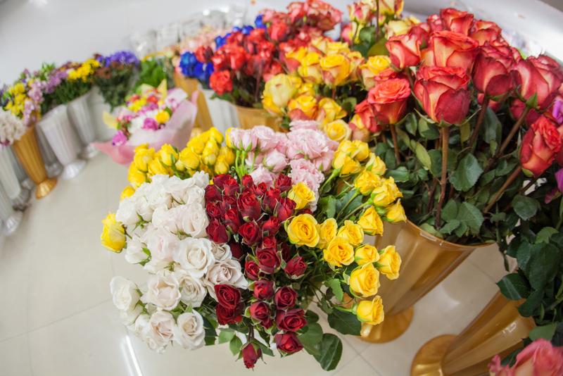 Доставка цветов из южно-сахалинска