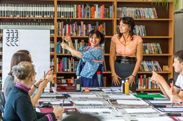 Мастер классы в библиотеках