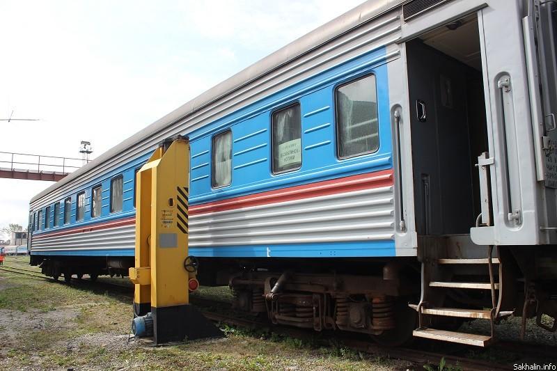 Конкурс для проводников пассажирских вагонов