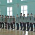 В Южно-Курильске прошел смотр строя и песни среди школьников