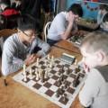 В Холмске состоялся открытый кубок города по быстрым шахматам