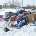 В Троицком управляющей компании грозит штраф за несвоевременную расчистку дворов от снега