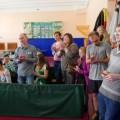 Чиновники Южно-Сахалинска проверили свои силы в настольном теннисе