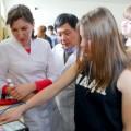В Южно-Сахалинске реализуется программа профилактики вредных привычек среди школьников