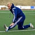 """Футболисты """"Сахалина"""" провели тренировку вместе со своими юными поклонниками"""