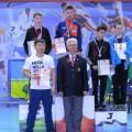 Южносахалинец Дмитрий Купреев завоевал золотую медаль первенства России по тхэквондо
