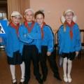"""Команда """"Свет"""" из школы №9 победила в районном этапе конкурса """"Безопасное колесо"""" в Холмске"""