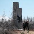 К мемориалу в Нефтегорске возложили цветы