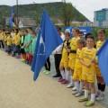 В Невельске стартовал XII турнир по футболу среди дворовых команд