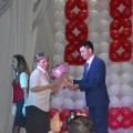 Сахалинские железнодорожники принимают поздравления спрофессиональным праздником