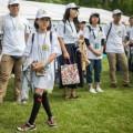"""Японские школьники прошли туристической тропой """"Горного воздуха"""""""