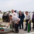 На территории сахалинского лечебно-исправительного учреждения №3 открыли мемориал воинам, погибшим вгоды Великой Отечественной войны