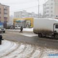 Школьница попала подколеса грузовика вЮжно-Сахалинске