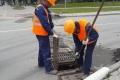 1,5 тысячи кубометров грязи имусора достали коммунальщики изводоотводных коммуникаций Южно-Сахалинска